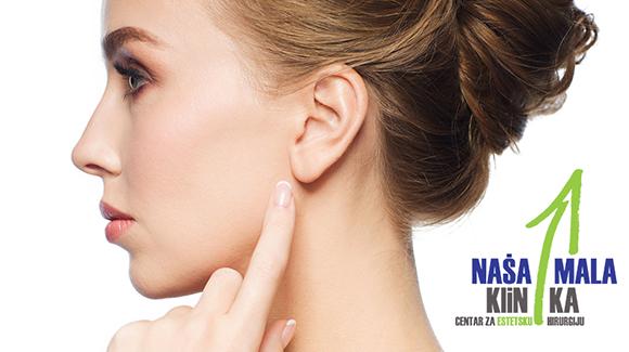 Klempave uši i operativni zahvat - otoplastika