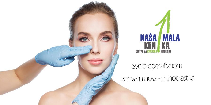 Sve o operativnom zahvatu nosa - rhinoplastika-900